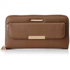 Diana Korr Women Brown Artificial Leather Wallet