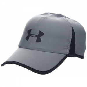 ae859e7425a09 Under Armour Grey Solid Baseball Cap
