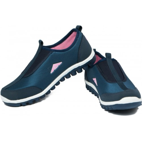 Asian shoes RIYA-01 NBLPNK Canvas Ladies Shoes