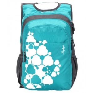 Skybags Footloose Blitz 01 Blue Backpacks