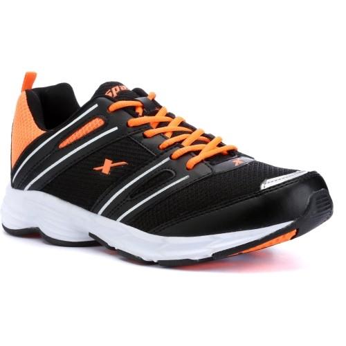 Sparx SM-9027 Black Running Shoes