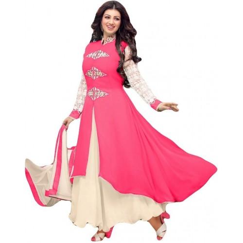 42f0b5041d Buy Sitaram Women's Ethnic Jacket, Kurta and Palazzo Set online ...