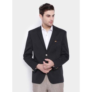 Suitltd Solid Single Breasted Formal Men\'s Blazer