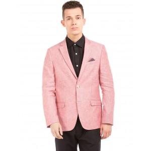 Arrow Regular Fit Linen British Blazer