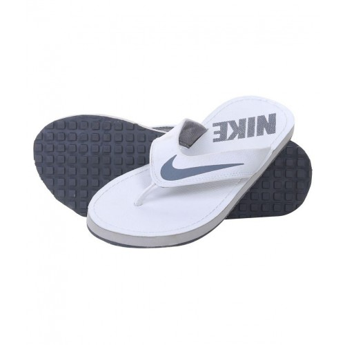 brand new b0d11 166e6 Buy Nike White Daily Slippers online | Looksgud.in