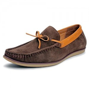 Bacca Bucci Men Brown Suede Leather Casual shoes