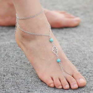 Womes's Anklets & Toe rings