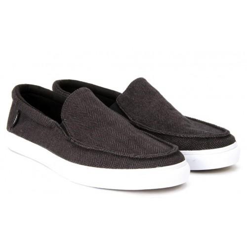 5f5c26582c Buy VANS Brown Leather BALI SF Loafers online