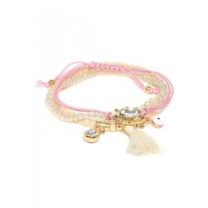 ToniQ Set of 3 Embellished Bracelets