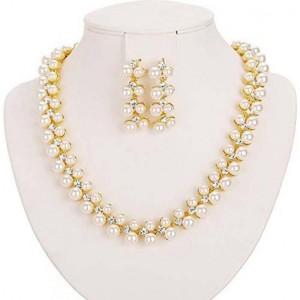 Cinderella Fashion Jewelry Alloy Jewel Set