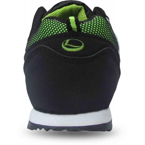 Lancer Black Walking Shoes For Men