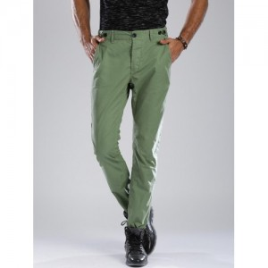 Breakbounce Green Street Cool Chino Trousers