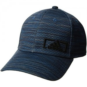 adidas mens Amplifier Stretch Fit Cap