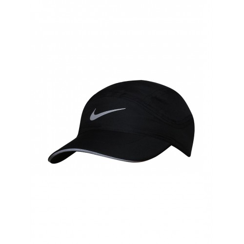 6c86511662a Buy Nike Unisex Black AEROBILL Tailwind Elite Running Cap online ...