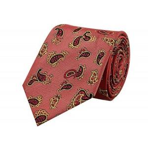 TieKart Tiekart Multi Woven Silk Royalty Men Tie