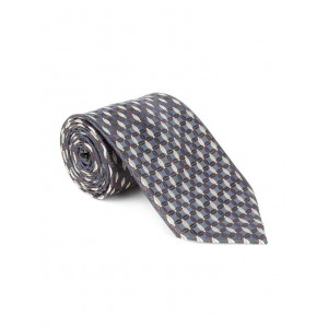 Savile Row multi color, microfiber neck- tie