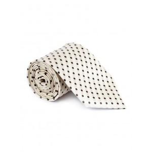 Savile Row cream color, microfiber neck- tie