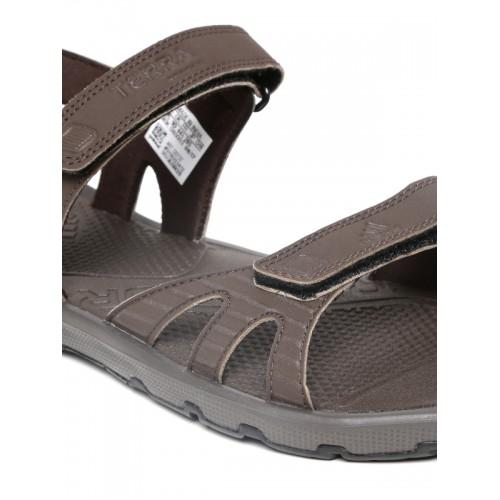 04786e46b704 Buy Adidas Men Brown Terra Sports Sandals online