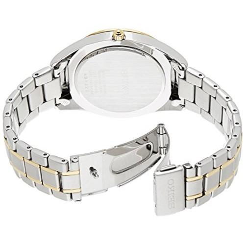 Seiko Seiko Lord Chronograph White Dial Women's Watch - SKY676P1