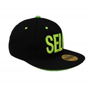 Sushito Sushito Devil\'s Selfie Black Hip Hop Cap