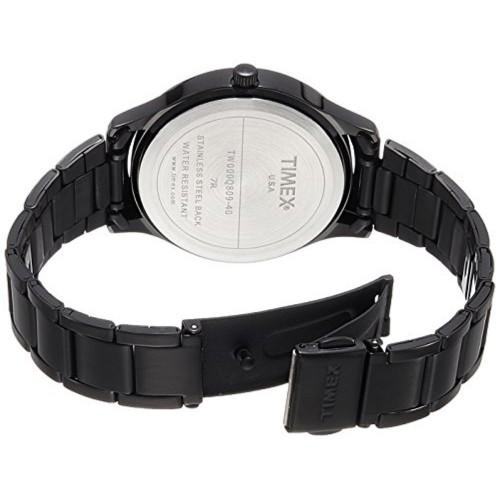Timex Timex Chronograph Black Dial Women's Watch-TW000Q809