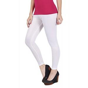 b81ede96ad3c9 Buy De Moza De Moza Ladies Leggings Ankle Length Printed Cotton Dark ...