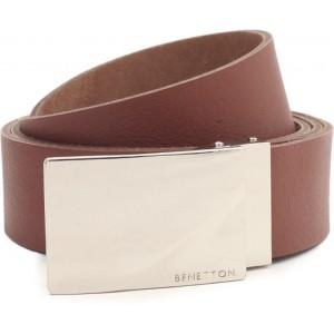 United Colors of Benetton Men Brown Belt