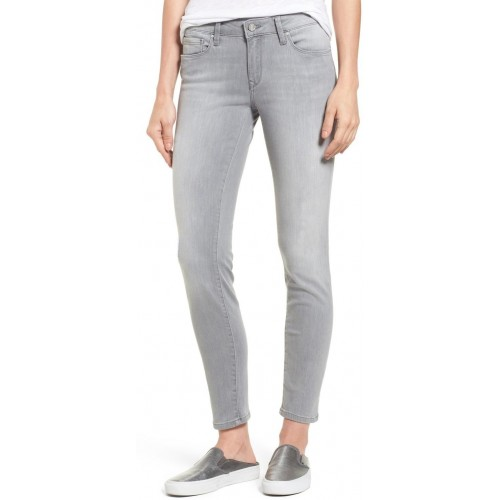Ansh Fashion Wear Regular Women Grey Jeans