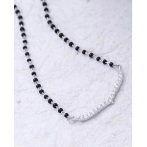 Voylla Lovely Mangalsutra With Beaded Chain For Women