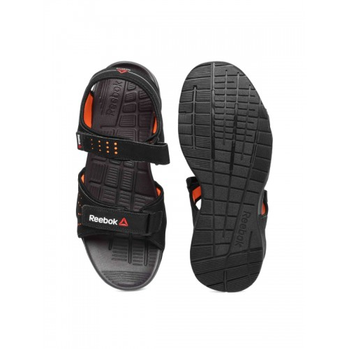 053fa5665644 Buy Reebok Men Black Z Connect Sports Sandals online