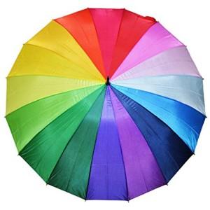 Athena Creations Rainbow Shade Umbrella
