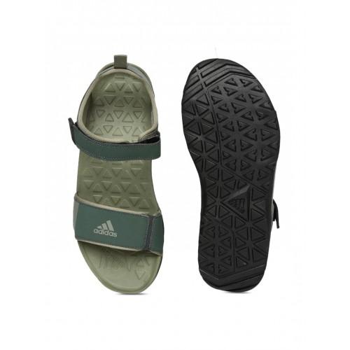 adidas olive green sandals Shop