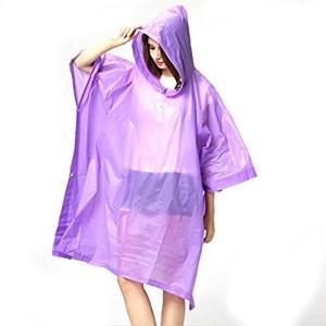 Romano PVC Waterproof Rain Poncho Raincoat