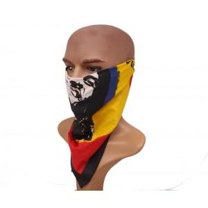 Sushito Cool Ridding Black Multi Use Headwrap