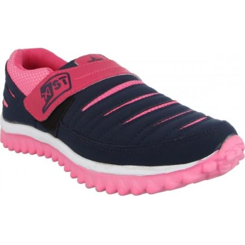 A Star Navy blue Running Shoes