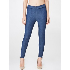 AND by Anita Dongre Blue Denim Jeggings
