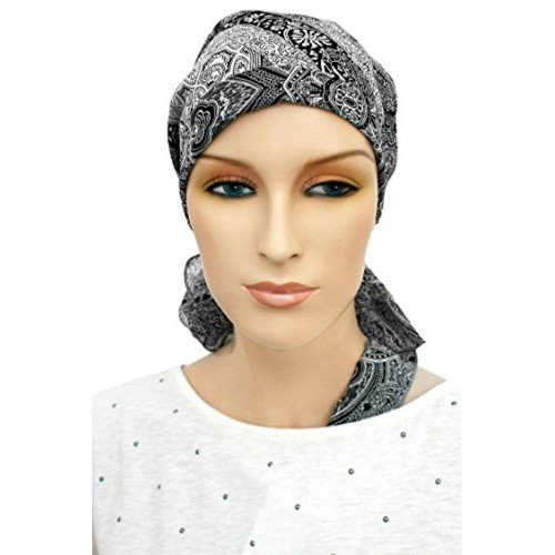 Hats for You Hats for You Women's Mini Calypso Chemo Headscarf