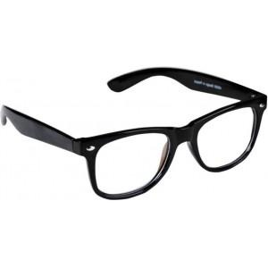 Opticzar Clear White Glass Wayfarer Wayfarer Sunglasses