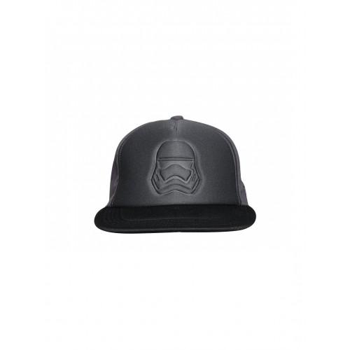 b4f714575a5 Buy Star Wars by Adidas Kids Grey   Black Lucas SW Cap online ...