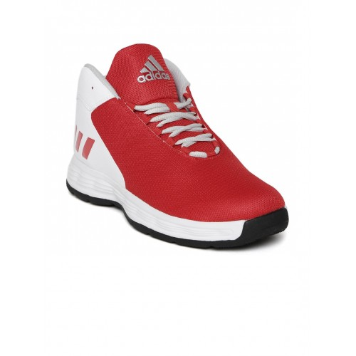 basketball sandals red and white adidas basketball shoes