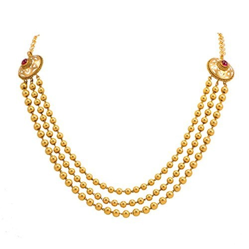 Buy joyalukkas joyalukkas apoorva collection 22k oxidized gold chain joyalukkas joyalukkas apoorva collection 22k oxidized gold chain necklace aloadofball Image collections