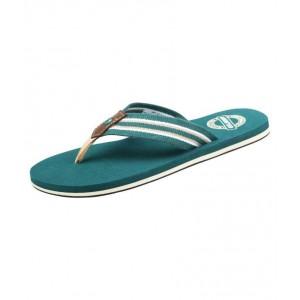 def12fac1 Woodland FF 2005116 Green Thong Flip Flop