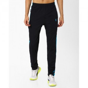 Playboy Black Pure Cotton Lounge Pants