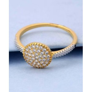 Voylla Ring For Women Glittering With CZ Stones