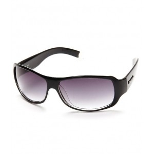 Fastrack Wrap Sunglasses P089BK1