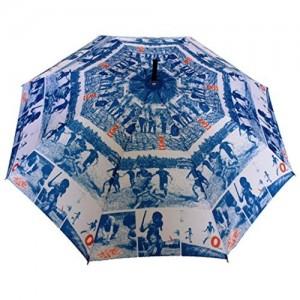 Sun Umbrella Sun Brand Desi Games - Long & Bend Handle Umbrella