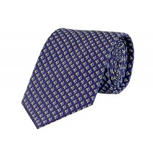 TieKart Tiekart Blue Impression Men Ties