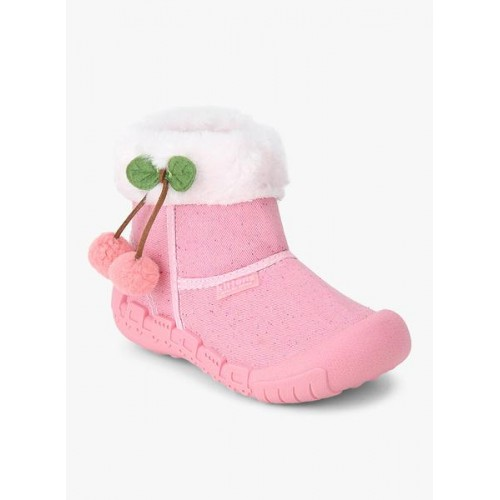 Kittens Pink Rubber Boots