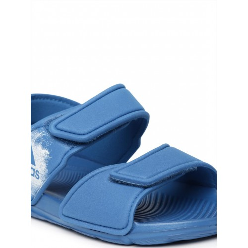 Adidas Kids Blue EVA Altaswim C Sandals