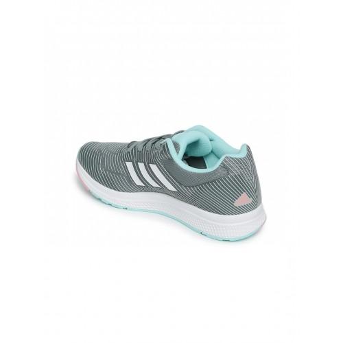 ce37feb2bd993 Buy Adidas Kids Grey Mana Bounce 2 J Running Shoes online